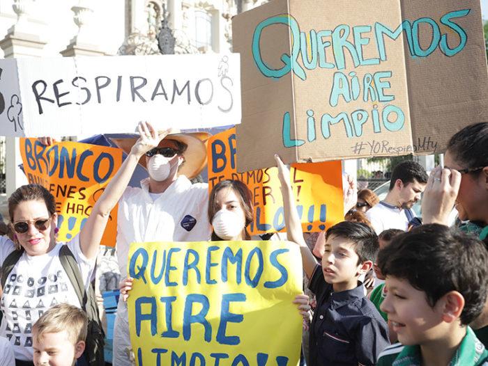 Yo Respiro Monterrey Marcha 2019