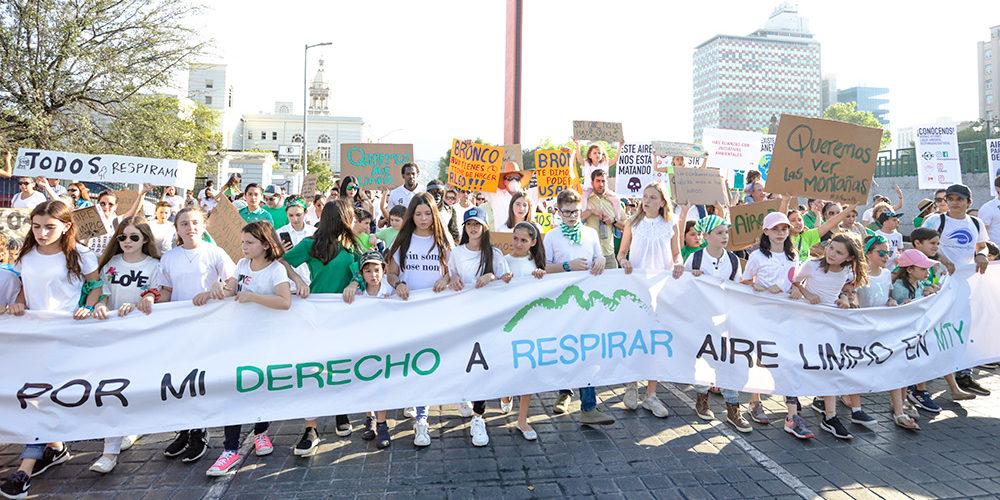 Marcha Yo Respiro Monterrey