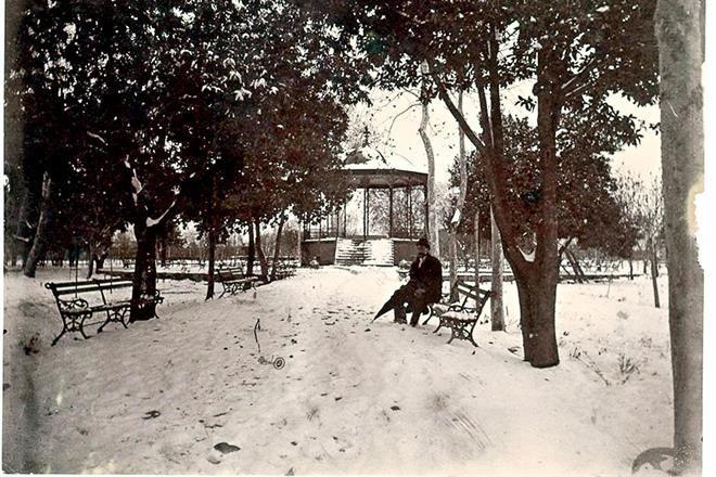 Nevada de Monterrey 14 febrero 1895