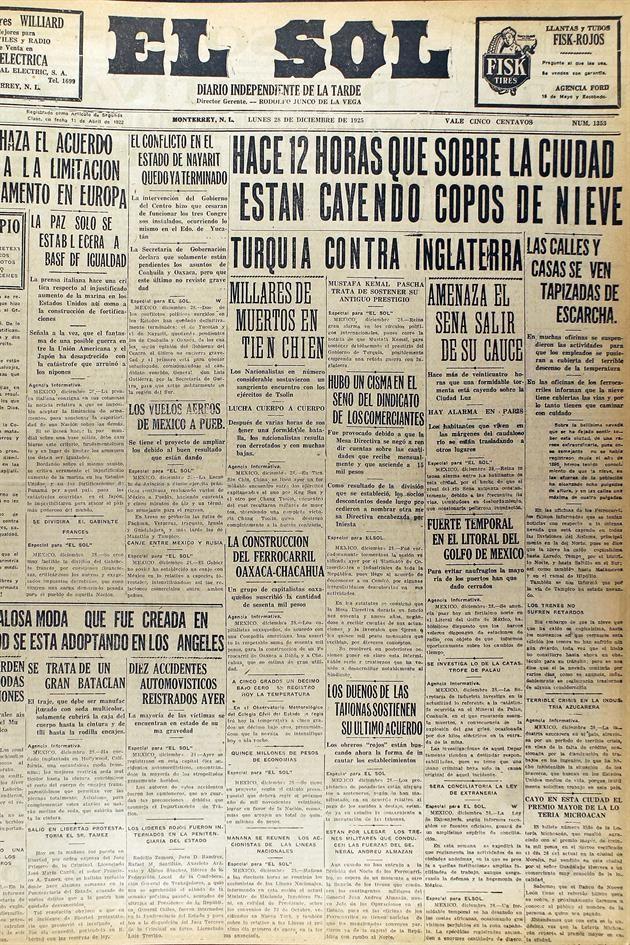 28 de diciembre de 1925