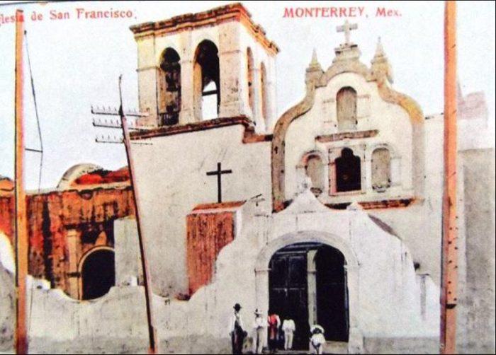 templo de san francisco y convento de san andres