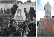 estatua padre mier monterrey masones macroplaza giacomino