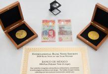 billete de 100 pesos mexico el mejor del mundo
